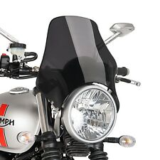 Windschutz-Scheibe Puig NK für BMW R 45/R 65/R 1150 R Cockpit-Scheibe dkl