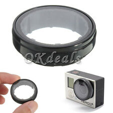 Protect Camera Clear Glass UV Lens Cover Case Protector For GoPro Hero 3 3+ 4 HK