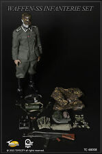 TOYS CITY German WAFFEN-SS officer SET 1/6