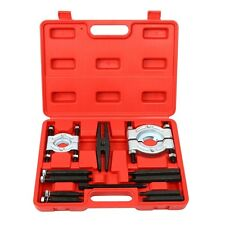 "12pcs Bearing Separator Puller Set 2"" and 3"" Splitters Remove Bearings Kit"