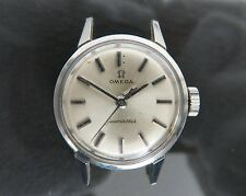 100% Authentic OMEGA Seamaster Hand Winding Women's Wrist Watch 17J 10998 61 SC