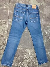 ABERCROMBIE & FITCH ROLLINS LOW RISE SKINNY JEANS W 30 L 32 VERY GOOD CONDITION!