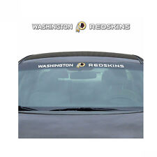 Team ProMark NFL Washington Redskins Car Truck Suv Windshield Decal Sticker