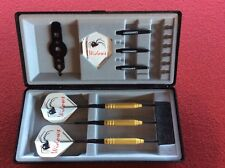 Gold Widow Steel Tip Darts 26g Fixed Tungsten LS-GWF126-26 Sm w/ FREE Shipping