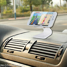 Nanotechnology Suction Car Mount Desk Stand Holder For iPhone Tablet GPS iPad 4