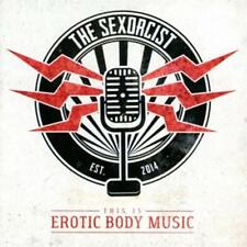 The Sexorcist: Erotic Body Music EP - CD (Agonoize)