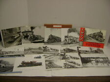 Vintage Lot of 40 New York Central Railroad Calendar Pictures