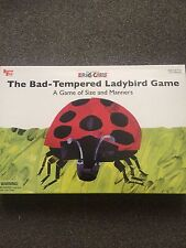 The Bad - Tempered Ladybird Game ,Eric Carle, A Game Of Size And Manners