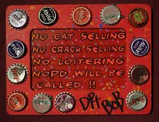 YOU GOTTA ACT RIGHT! New Orleans Louisiana Outsider Folk Art by DR. BOB