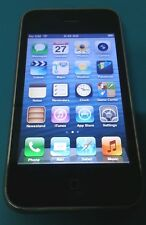 Apple iPhone 3GS 8GB (FACTORY UNLOCKED) Good Works - Fully Functional GREAT