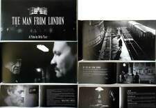 THE MAN FROM LONDON - Béla Tarr - DOSSIER DE PRESSE/CANNES PRESSBOOK