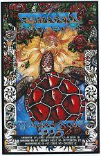 BEAUTIFUL MINT 1995 GRATEFUL DEAD THE VERY LAST SUMMER TOUR CONCERT HANDBILL!