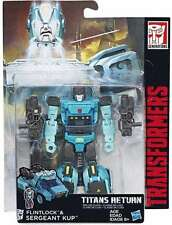 Transformers Generations: Titans Return Sergeant Kup Action Figure by Hasbro
