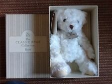HARRODS NEW WITH TAGS BOXED JOINTED TEDDY BEAR