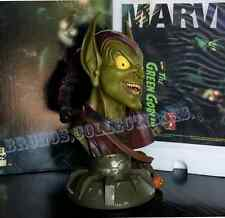 Green Goblin Bust Legends in 3 Dimensions Marvel Statue from amazing Spider-Man