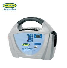 Ring 6v & 12v 6amp Fully Automatic Battery Charger RCB206