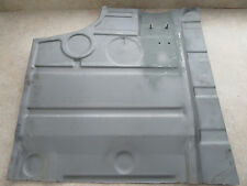 Porsche 914 floor pan repair kit just what you have been waiting for! driver's