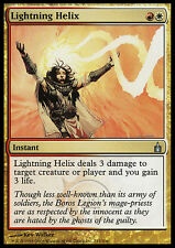 MTG LIGHTNING HELIX EXC - SPIRALE FULMINANTE - RAV - MAGIC