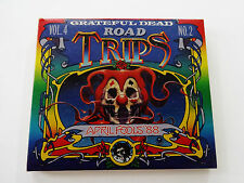 Grateful Dead Road Trips April Fools '88 Vol. 4 No. 2 NJ 3/31 & 4/1/1988 3 CD