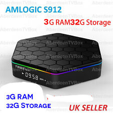 3+32G S912 T95Z Plus Android 6.0 Octa Core Fully Loaded Dual WiFi  TV BOX