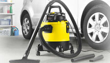 Industrial Wet & Dry Powerful Vacuum Cleaner Car Van Truck Caravan Garage Hoover