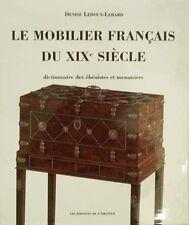 BOOK/LIVRE : MOBILIER FRANCAIS/FRENCH FURNITURE 19e