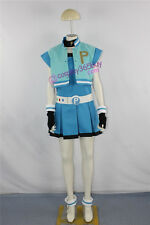 PowerPuff Girls Z Bubbles Cosplay Costume include belt and buckles prop