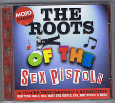 NEW YORK DOLLS / MC5 + Roots of the Sex Pistols Mojo compilation CD 2005