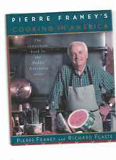 Pierre Franey's Cooking in America by Pierre Franey and Richard Flaste (1992,...