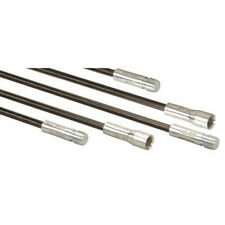 Imperial Mfg # BR0307 5 piece Fiberglass Chimney Cleaning Threaded Rod Kit