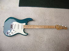 G&L USA S-500 GUITAR LOADED W/EXTRAS RMC SYNTH ACCESS PIEZO INSANE DEAL LOOK!