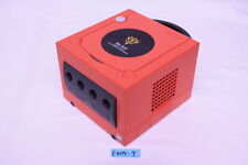 [Free track ship] Nintendo GameCube GC Console Char red Gundam tested 2