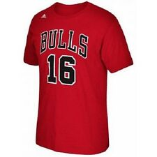 adidas Chicago Bulls Basketball Shirt Vests Size Large