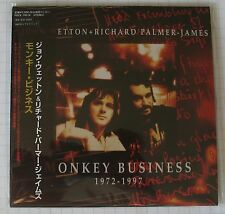 JOHN WETTON & RICHARD PALMER JAMES - Monkey Business JAPAN Mini LP CD NEU! ASIA