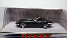 DINKY DY-001/C 1967 Jaguar E Type MK 1-1/2 (BLACK)