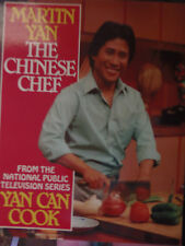 The Chinese Chef by Martin Yan (1986, Paperback) store#2738