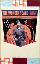 THE WONDER YEARS Greatest Generation Ltd Ed Discontinued Poster+FREE Punk Poster