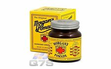 Morgan's Mens Hair Dye Pomade 200 grams- The Original !