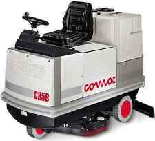 1 Week Hire of Industrial Ride-on Floor Scrubber Drier - Comac C85B
