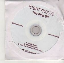 (CV79) Mighty Mouse, The First EP - DJ CD