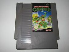 Teenage Mutant Ninja Turtles (Nintendo NES, 1989) -