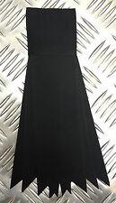 Black Decorative Ribbon Rosette / Rossette Hard Wearing  Polyester - Brand NEW
