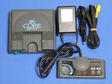 PC-Engine Core GRAFX Console System NEC TurboGrafx Import Japan