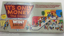 1987 Its Only Money The Game! Complete! See Pics!