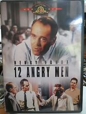 12 Angry Men (DVD, 2001, Vintage Classics)