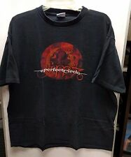 Vintage A Perfect Circle Orestes Octopus Mer de Noms T-Shirt 2000 XL Maynard