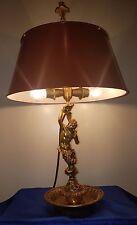 Bouillotte Lampe table Lampe figürlich Lampe de table