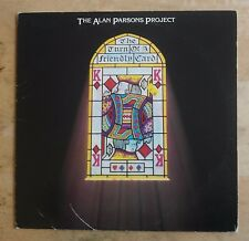 The Alan Parsons Project The Turn Of A Friendly Card 1980 Vinyl LP Arista AL 951