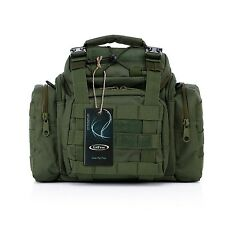 Utility Tactical Waist Pack Military Molle Assault Pouch Trekking Hiking Bum ...