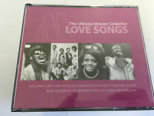 Readers Digest The Ultimate Motown Collection LOVE SONGS W BKL 3 CD MINT/NRMINT